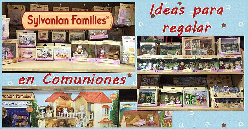 Sylvanian Families - Regalos Comuniones Alicante
