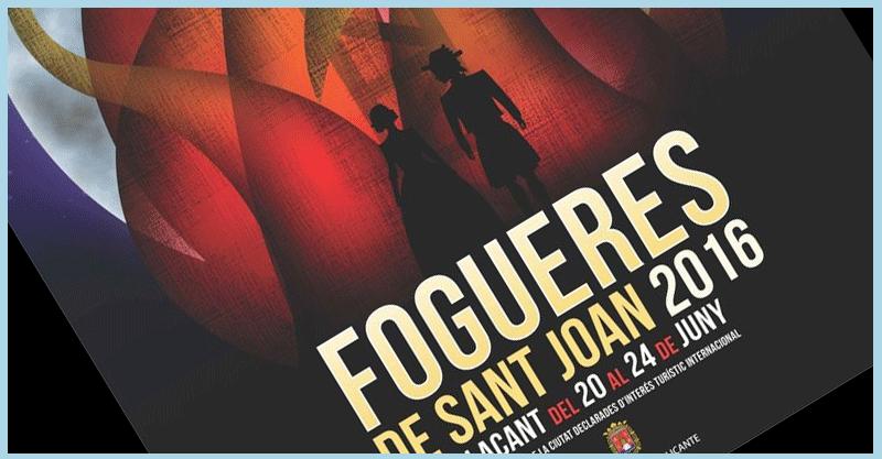 Programa Hogueras de San Juan 2016