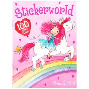 Libro Princess Mimi's pequeño de stick