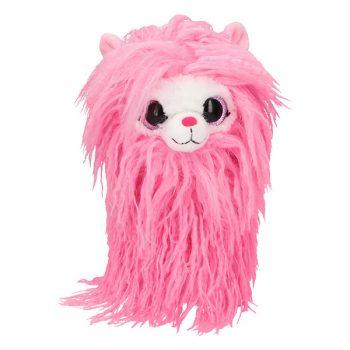 Peluche Alpaca Polly rosa - Snuki