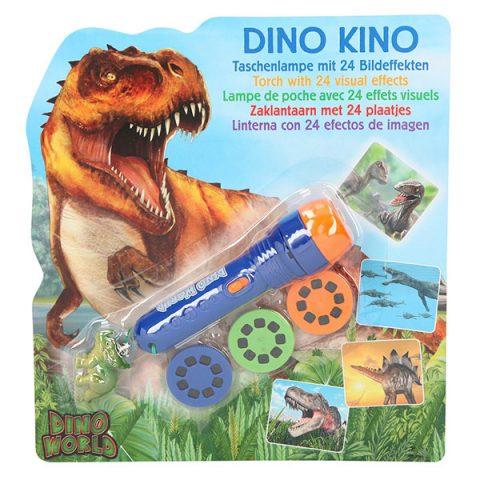 Linterna con efectos de imagen - Dino World