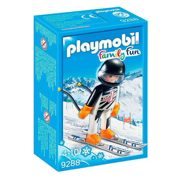 Playmobil esquiador
