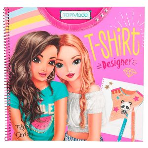 T-Shirt Designer cuaderno para colorear