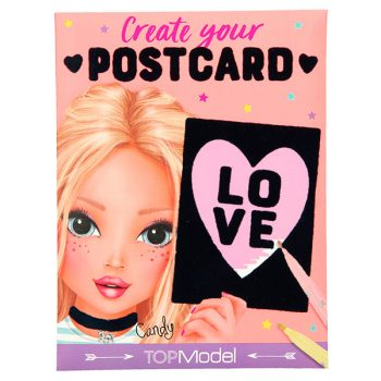 Top Model Create your postcard