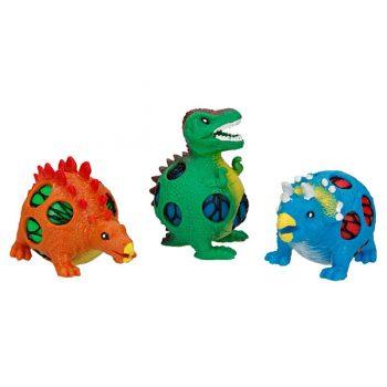 Dino World figura para estrujar