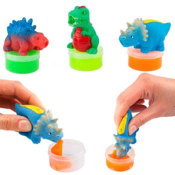 Dinosaurio escupe baba - Dino World