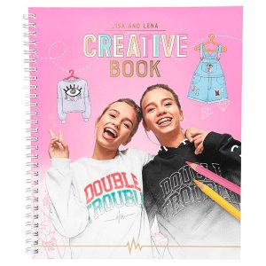 Lisa y Lena J1MO71 - Creative book