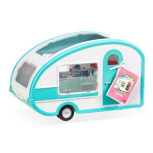 Muñecas Lori - Caravana - Roller Glamper