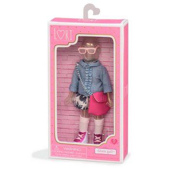 Muñecas Lori - Conjunto ropa Glam gal