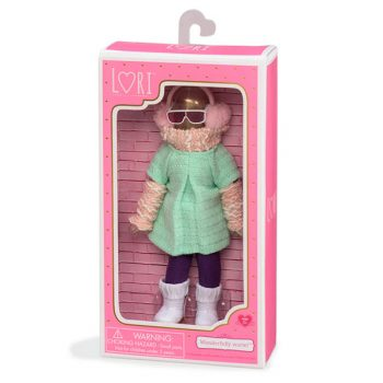 Muñecas Lori - Conjunto ropa Wonderfully warm