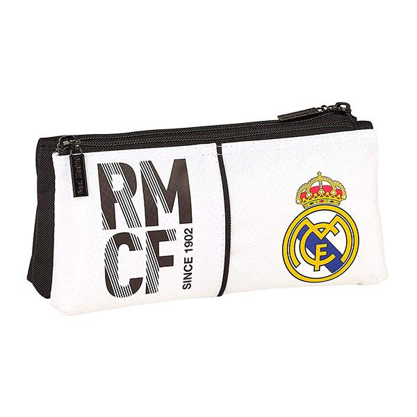 Neceser pequeño doble Real Madrid