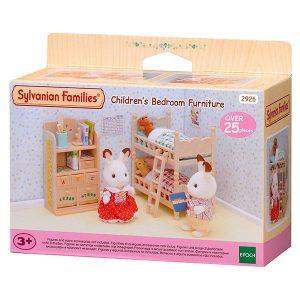 Sylvanian Families Muebles habitación para niños
