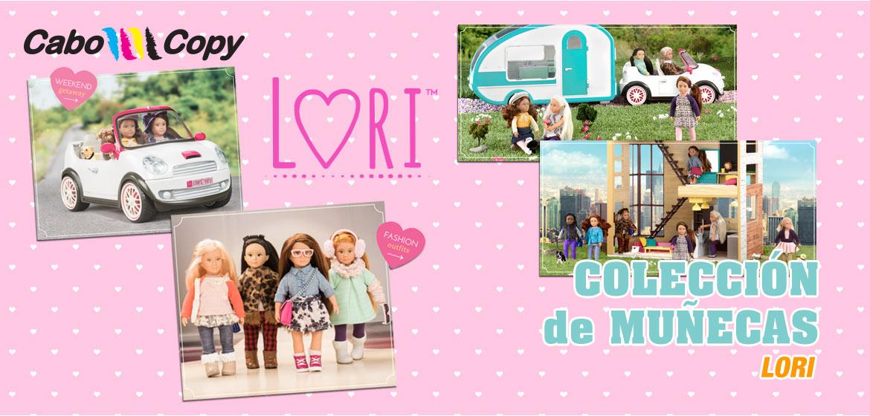 Colección de Muñecas Lori