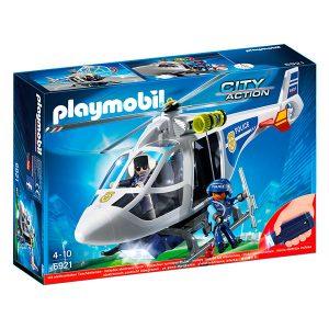 Playmobil Helicóptero