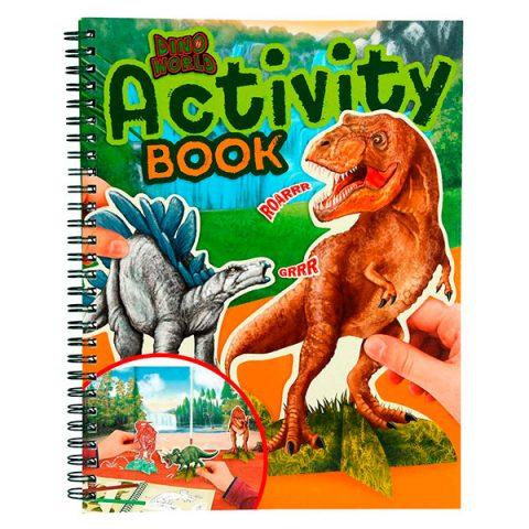 Dino World - Activity Book