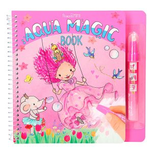 Princess Mimi - Libro para Colorear Aqua Magic portatil