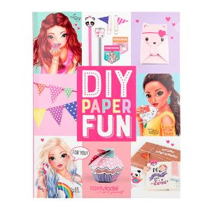 TopModel - DIY Paper Fun Book