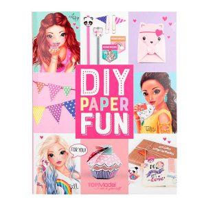 TopModel - DIY Paper Fun Book
