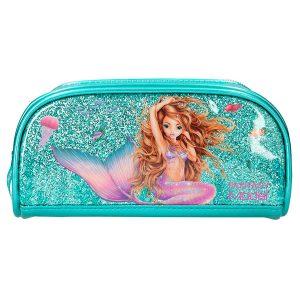 TopModel - Estuche Fantasy Model Mermaid, Turquesa