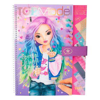 TopModel – Libro para Colorear especial
