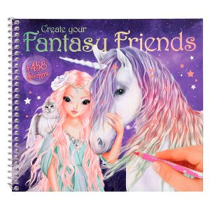 Create Your Fantasy Friend - TOP MODEL + 458 Stickers
