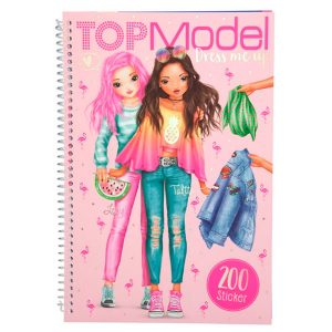 Dress me up - 200 stickers - TOP MODEL