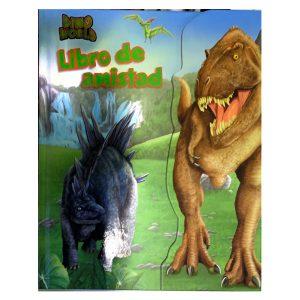 Libro de la amistad - Dino World