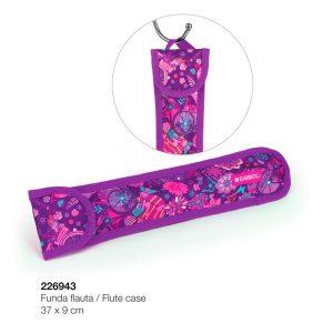 Funda Gabol para flauta Abril 37cm