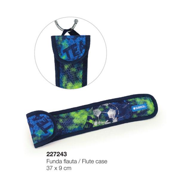 Funda Gabol para flauta Coach 37cm