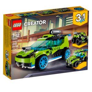 Lego Coche de Rally Rocket Creator