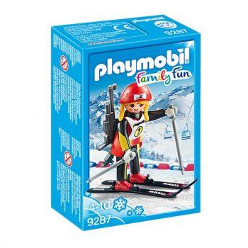 Playmobil - Atleta femenina 9287